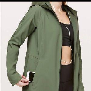 LULULEMON NWT Glyde Along Softshell Jacket